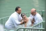خدمة المعمودية 2011