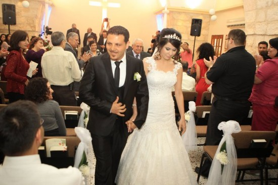 اكليل صموئيل و جوليانا دلة 15-5-2011
