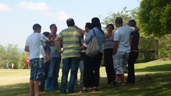 مؤتمر كنيسة كفرياسيف الصيفي لعام 2011 في نس عميم