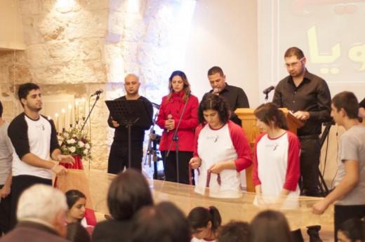 احتفال عيد الميلاد 2013