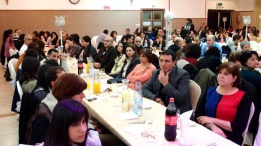 احتفال عيد الميلاد وراس السنة لمجمع الكنائس الانجيلية 2013
