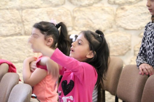 احتفال عيد الفصح للاطفال لعام 2016