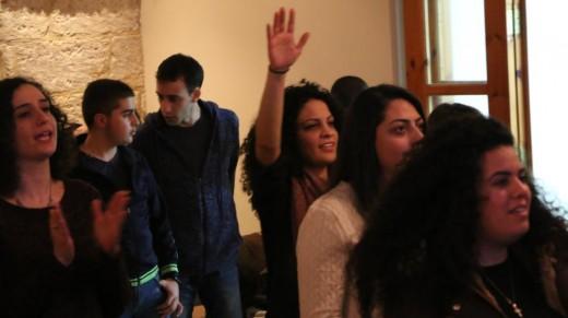 لقاء الشباب القطري 12-02-2016 - يرد نفسي